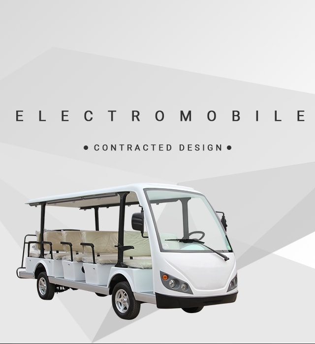 electric sightseeing car supplier