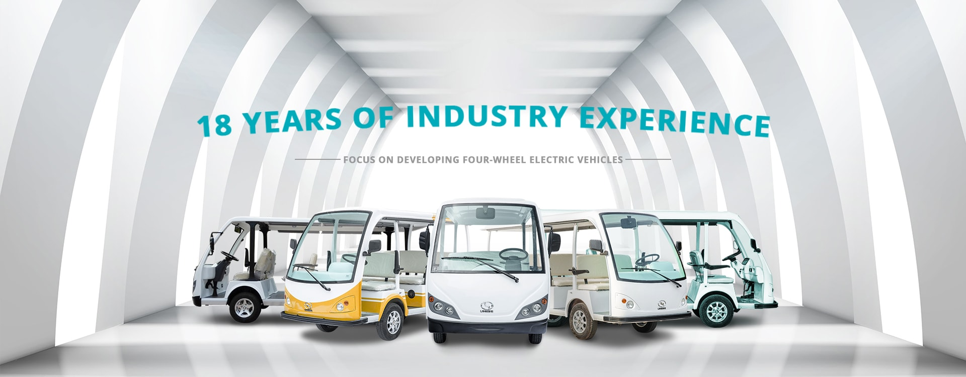 electric shuttle bus with 18 years of industry experience