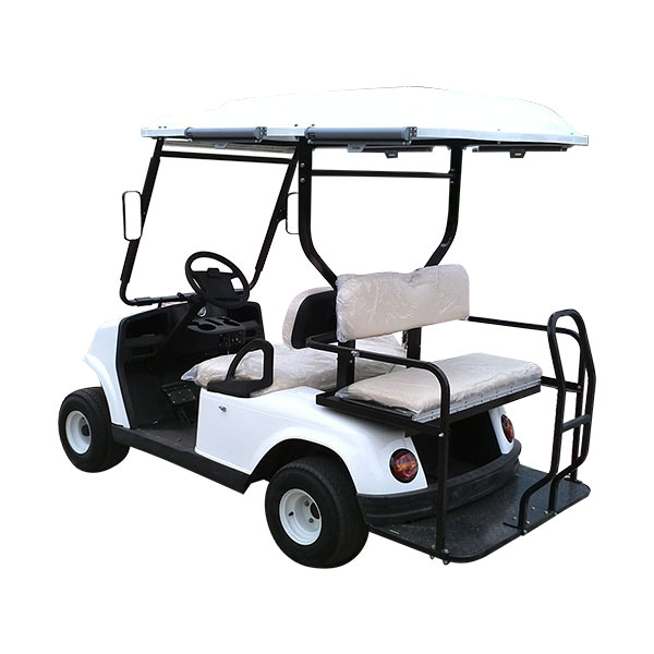 4 seats electric golf buggy for sale