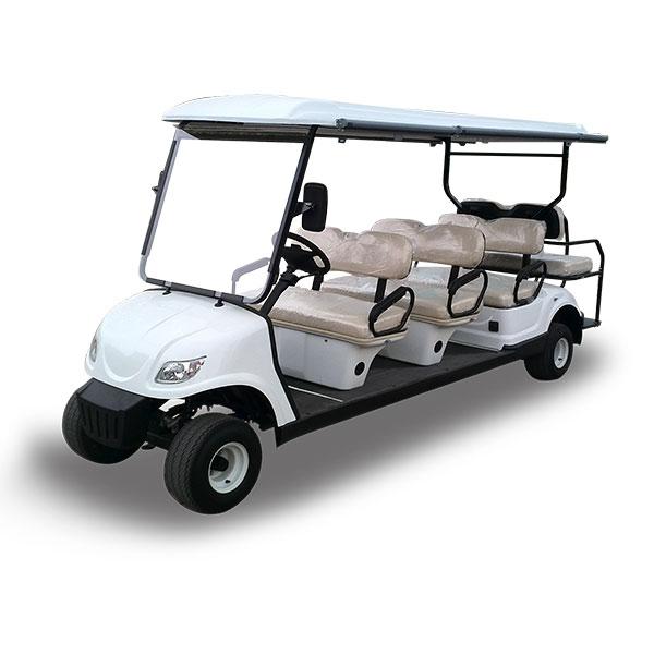 8 seater golf cart