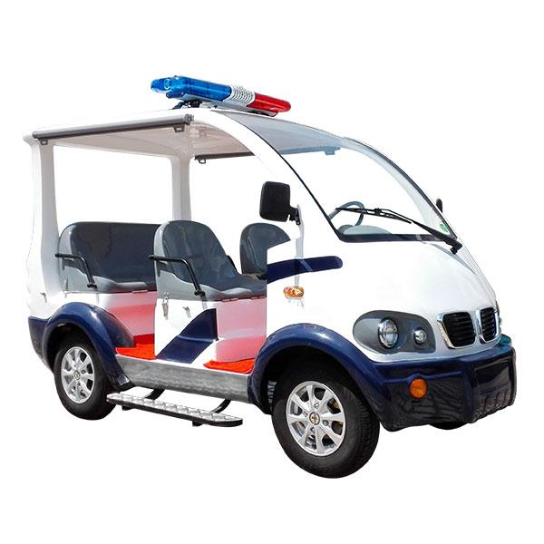 low speed electric patrol car