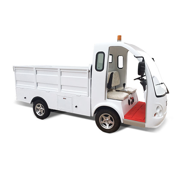 electric utility truck LQF092