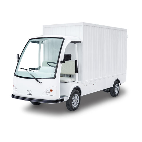 electric powered cargo truck