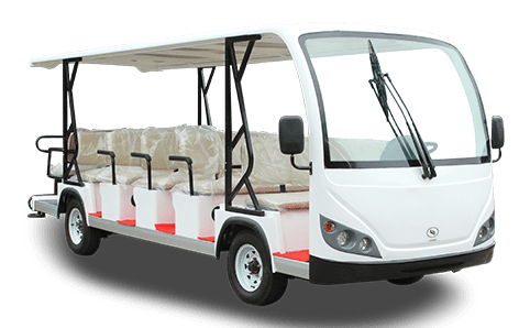 new electric shuttle carts