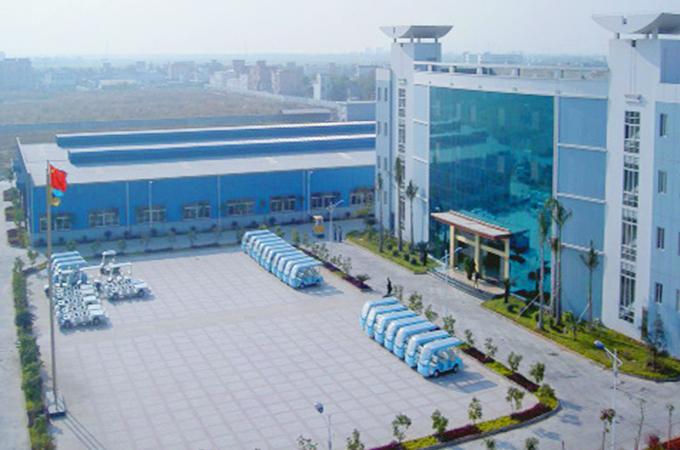 electric shuttle bus manufacturers langqing