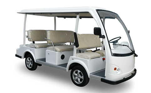 8 seater low speed electric vehicle