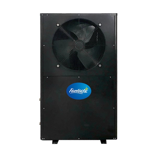Air to Water 2-stage High Temperature Heat Pump