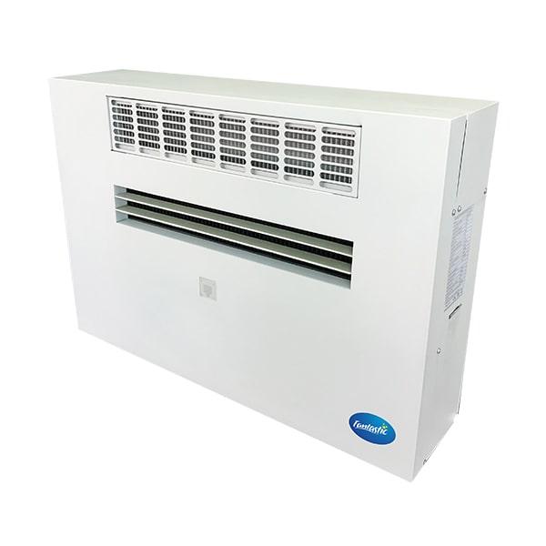 Monoblock Air Conditioner With Radiator Heating