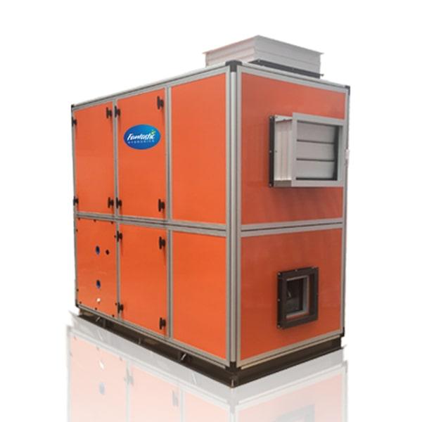 Multifunctional Pool Heat Pump System