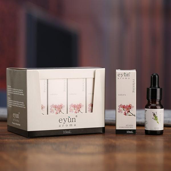 aroma diffuser rose essential oil