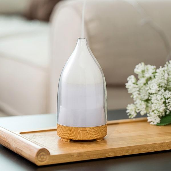 transparent design humidifier