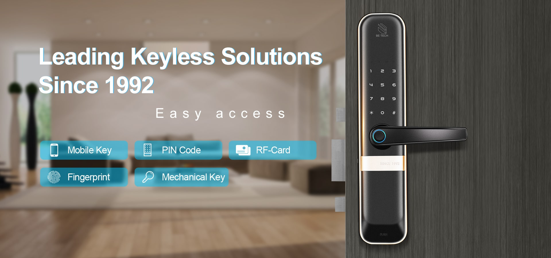 access control systems manufacturers