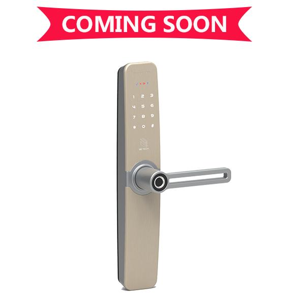 COMING SOON--FINGERPRINT AND RFID CARD AND TOUCHPAD DIGITAL DOOR LOCK –M1B0FMTL
