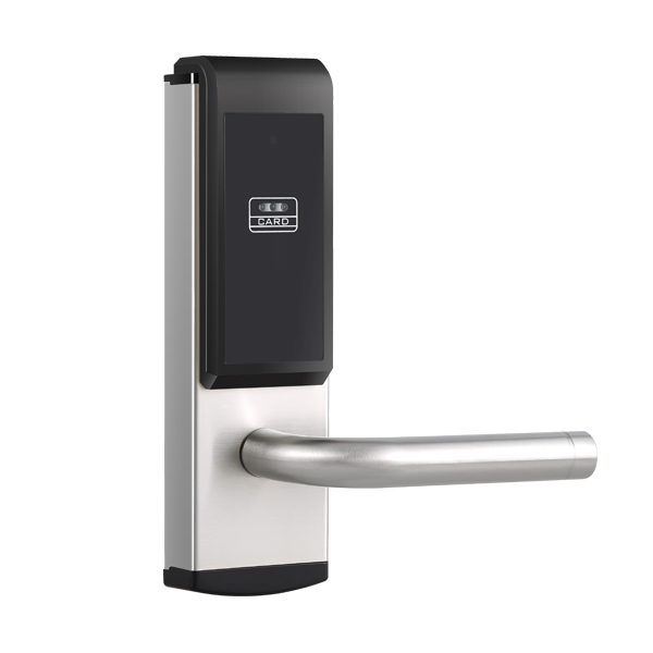 Electronic Hotel Card Lock - BASE II 'LEVER' RFID