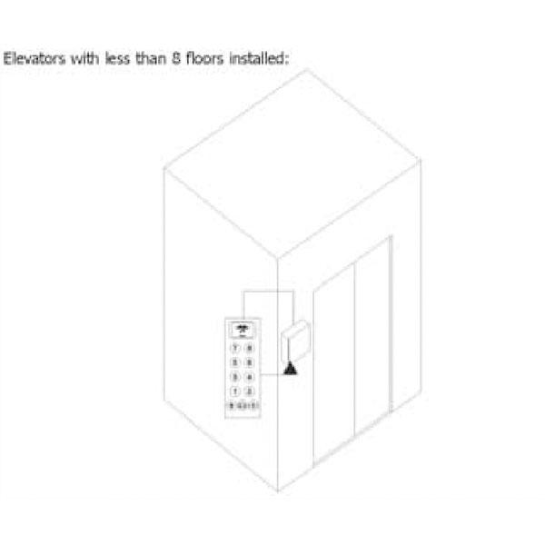 RFID Elevator Controller 06