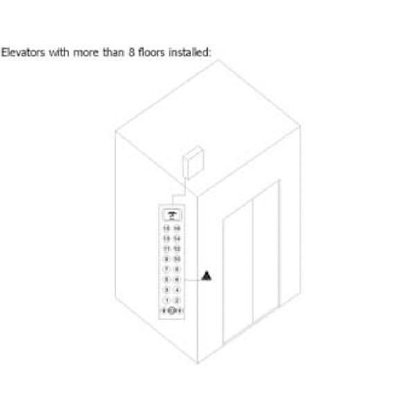 RFID Elevator Controller 07