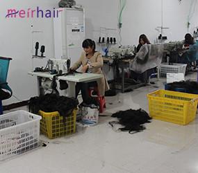 Virgin Hair Machine