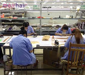 Sewing Hair