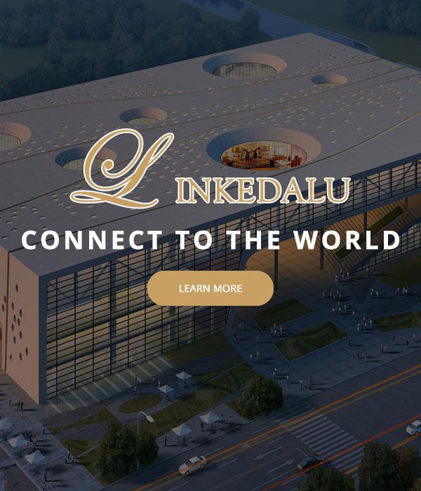 Linkedalu mobile banner