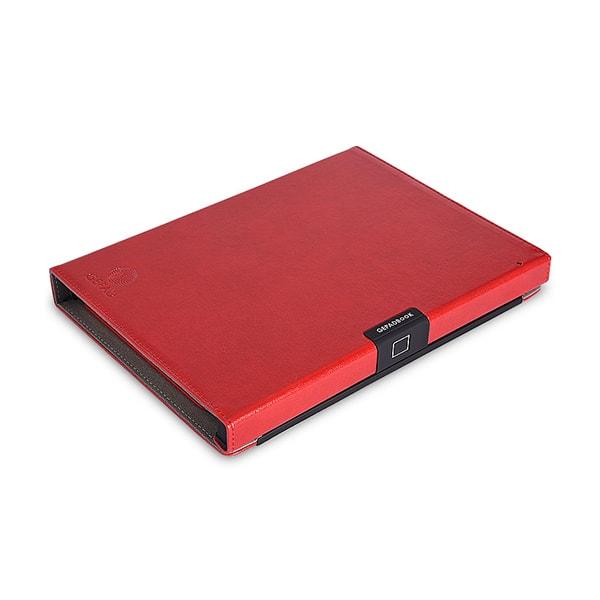 Gepad Fingerprint Lock High Security Notebook