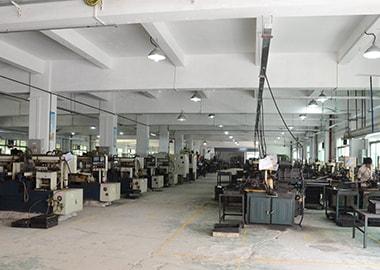 Production Of Core Parts 06