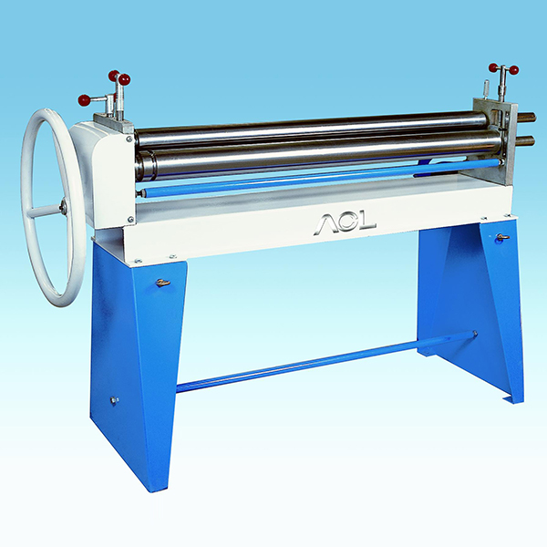 3-ROLLER BENDING MACHINE