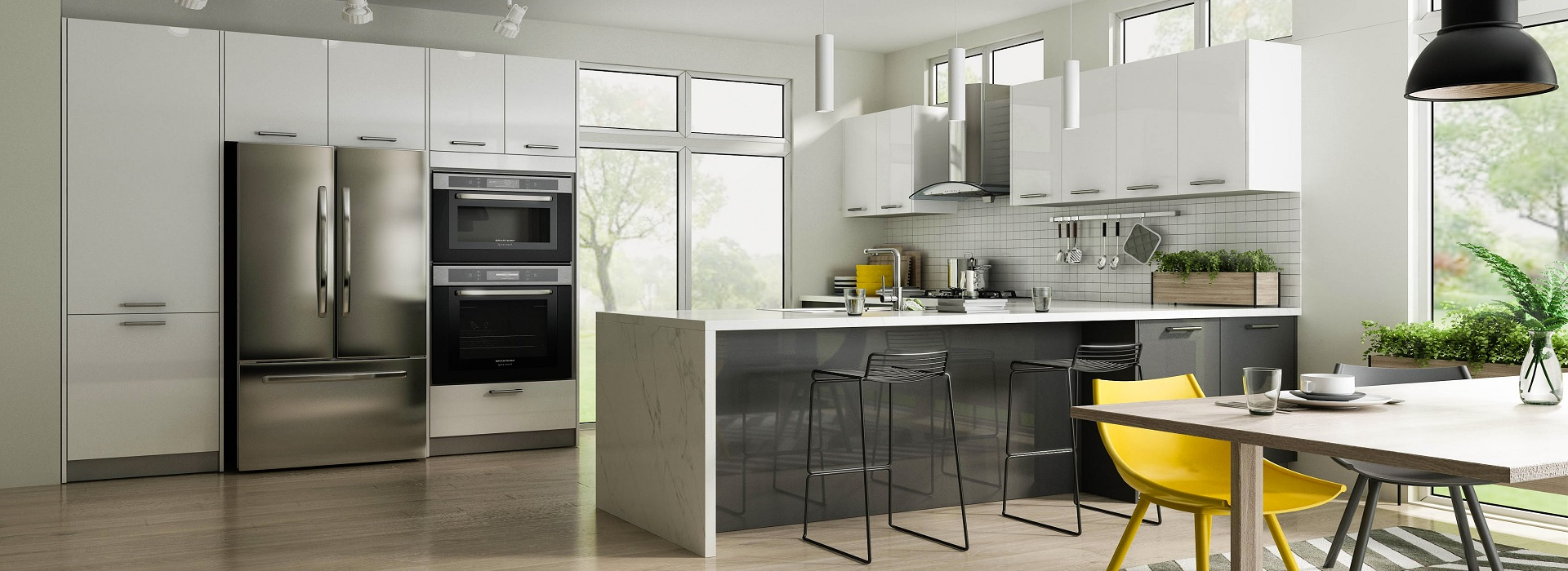 Delight series cabinets