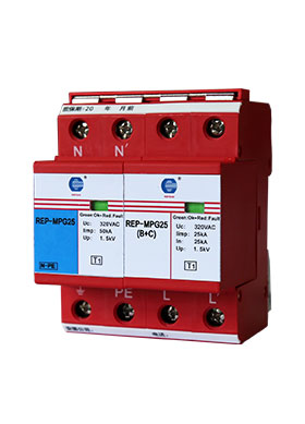 Power Surge Protector (Class B / Type 1)
