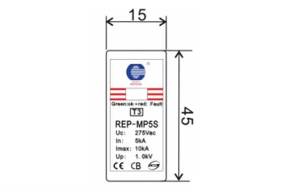 LED Street Light Surge Protector 06