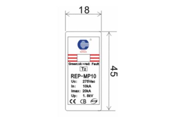 LED Street Light Surge Protector 09
