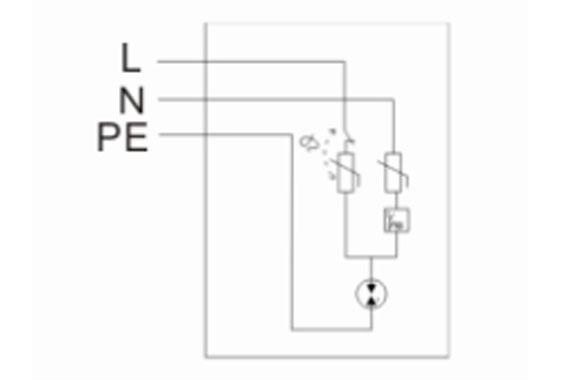 LED Street Light Surge Protector 10
