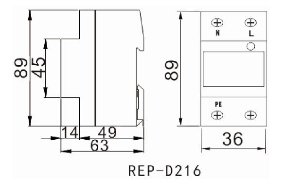 PCB-used Surge Protector 06