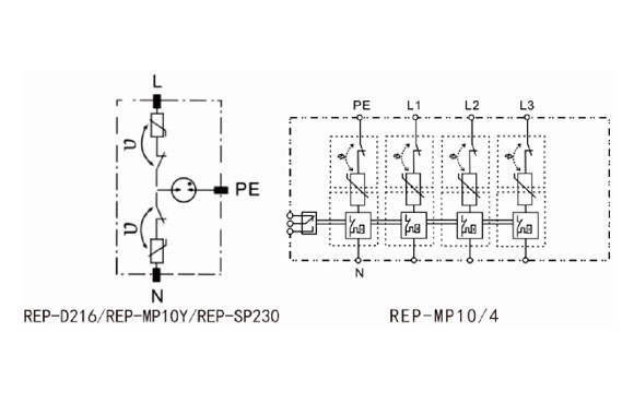 PCB-used Surge Protector 08