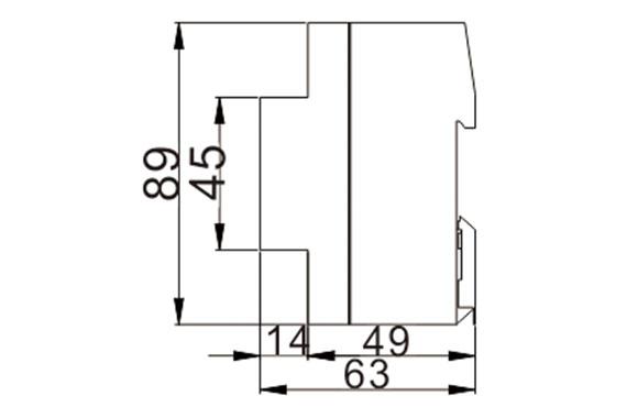 Power Surge Protector (Class B / Type 1) 07