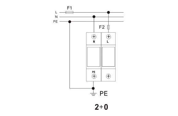 Power Surge Protector (Class B / Type 1) 09