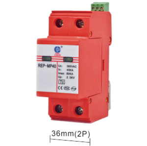 Power Surge Protector (Class C / Type 2) 02