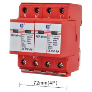 Power Surge Protector (Class C / Type 2) 03
