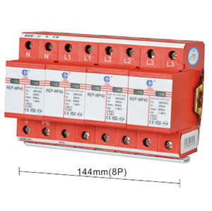 Power Surge Protector (Class C / Type 2) 05