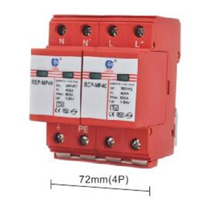 Surge Protectors for AC Power Supply System(T2) 06