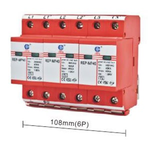 Surge Protectors for AC Power Supply System(T2) 07