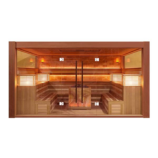 4 Person Traditional Sauna Room