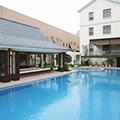 Dongguan Liaobu Town Use MEXDA Massage Pool Project