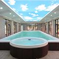 Foshan Villa Luxury P12 Swimming Pool Project