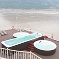 The Yangtze River Gold 2 Cruise Ship Use Massage Pool and Swimming Spa Project