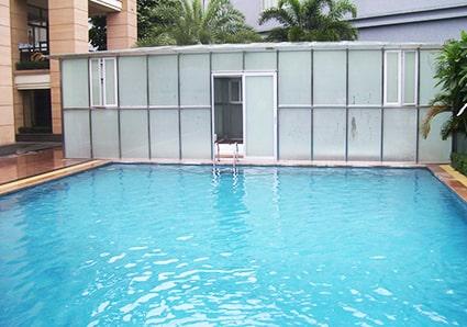 Jiangmen Villa Siwmming Pool Project