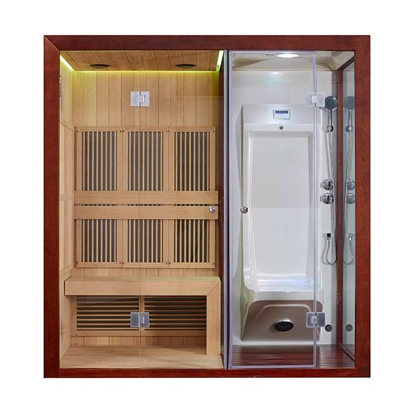 Luxury Sauna Steam Bath,Luxury Sauna Steam Room,Sauna And Steam Bathroom