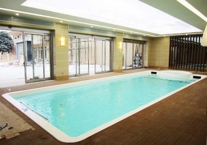 Yunnan Villa Luxury P12 Siwmming Pool Project
