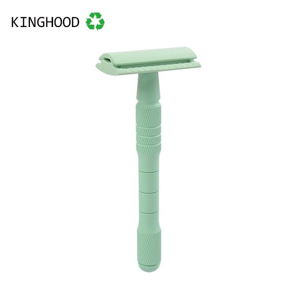 Green DE Shaving Razor Unisex