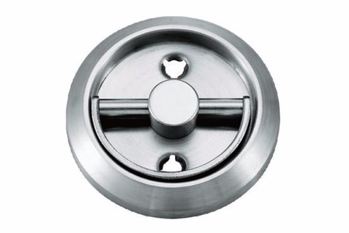 圆柱形圆盘拉环
