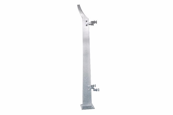 不锈钢玻璃栏杆立柱